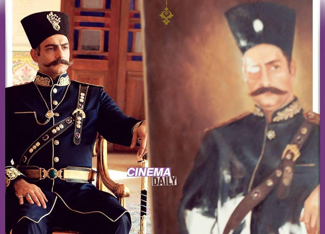 ورود اولین ناصرالدین شاه به شبکه خانگی