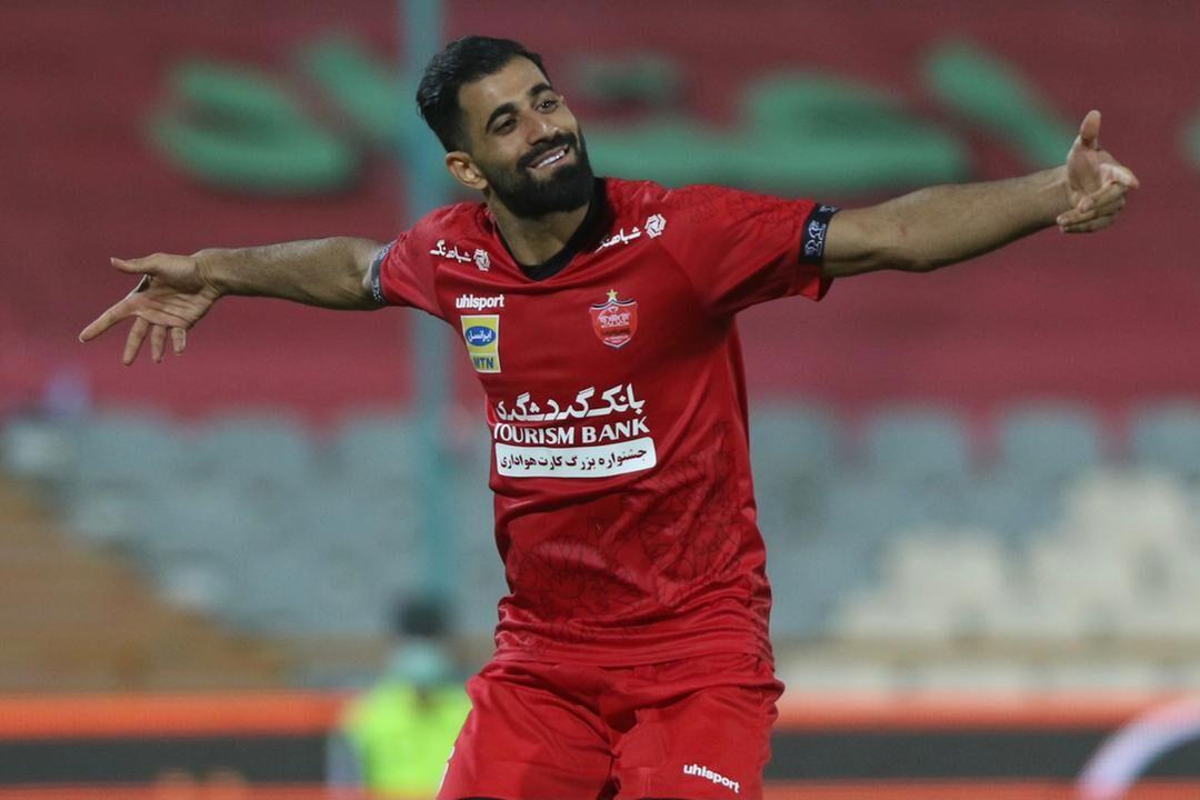 خداحافظی کنعانی زادگان از هواداران پرسپولیس: من که رفتم قطر!