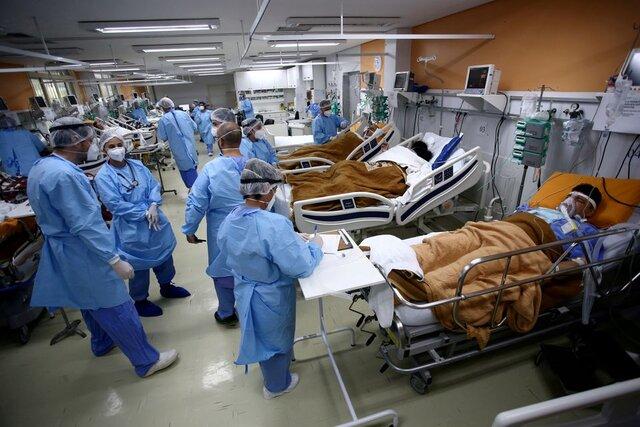 جدیدترین آمار جهانی مبتلایان و قربانیان کرونا / تلفات آمریکا از 690 هزار نفر گذشت
