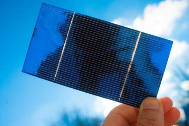 خمیر نانویی جریان نوری در سلولهای خورشیدی را افزایش میدهد