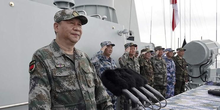 آماده باش ارتش چین به خاطر تردد ناوهای آمریکایی در منطقه