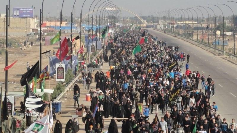 حضور 60 هنرمند در مسیر راهپیمایی اربعین حسینی