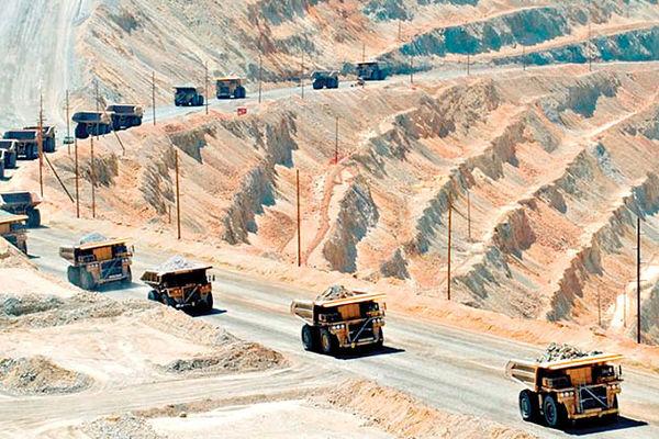 عبور صادرات بخش معدن از 5 میلیارد دلار
