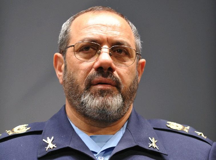 امیر نصیر زاده: نیروهوایی ارتش موشک کروز زمینی را هواپایه کرد