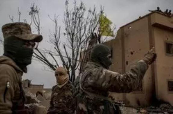 یورش جدید به نیروهای وابسته به آمریکا در حومه دیرالزور