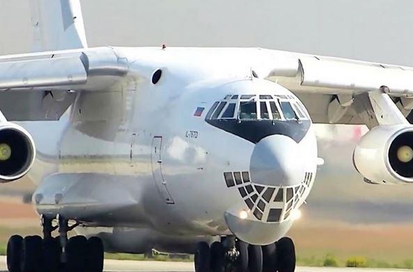 هواپیمای ایلوشین خادمان زائران اربعین را به عراق منتقل کرد