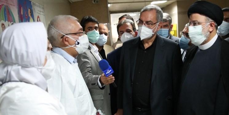 رئيسي همچنان در بين مردم/ سفر ناگهاني رئيس جمهور به استان خوزستان