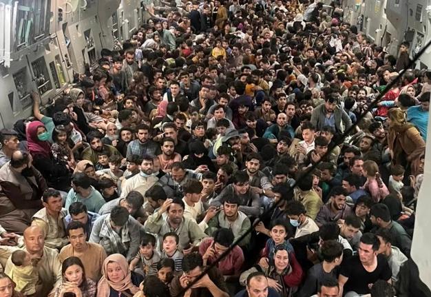 مهاجران افغانستانی به کدام کشور میروند؟ + نمودار سال ۲۰۲۰