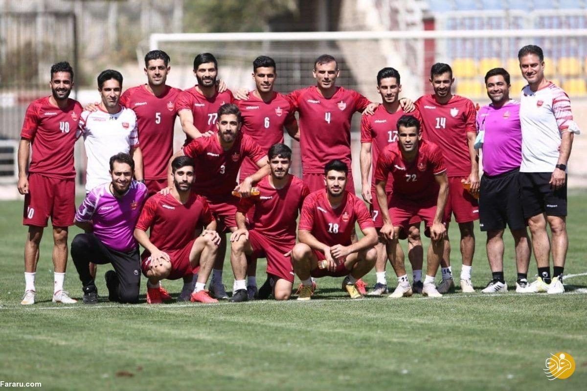 ساعت بازی پرسپولیس - الهلال عربستان