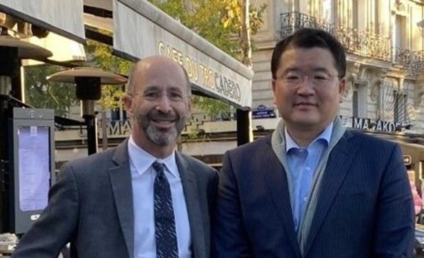دیدار برجامی رابرت مالی و معاون وزیر خارجه کره جنوبی